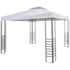 Picture of Outdoor Patio Gazebo 10'x10' - White