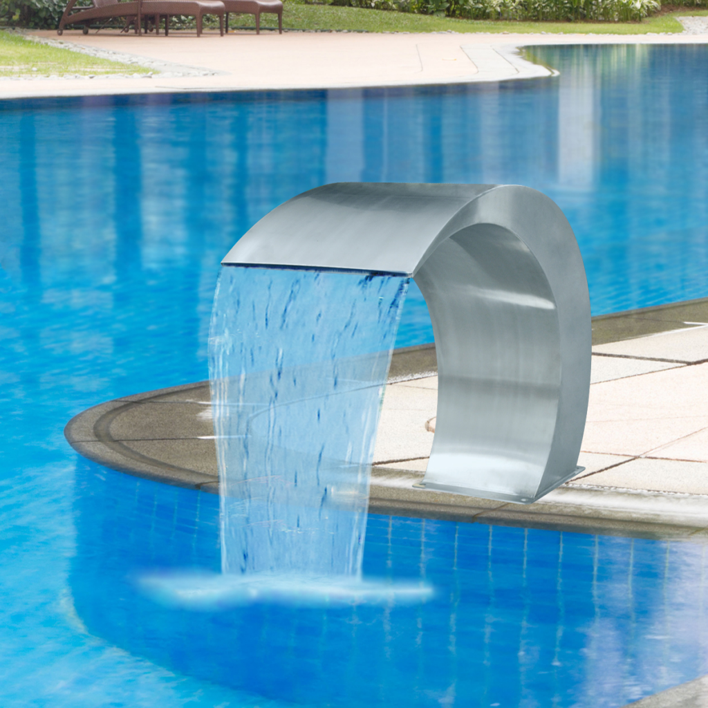 """Picture of Outdoor Pool Fountain 17"""""""