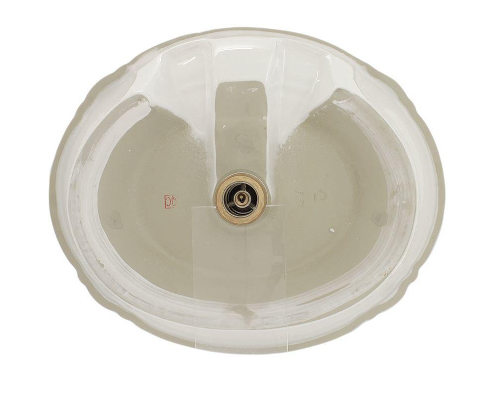 Picture of Porcelain Vessel / Drop-In Sink