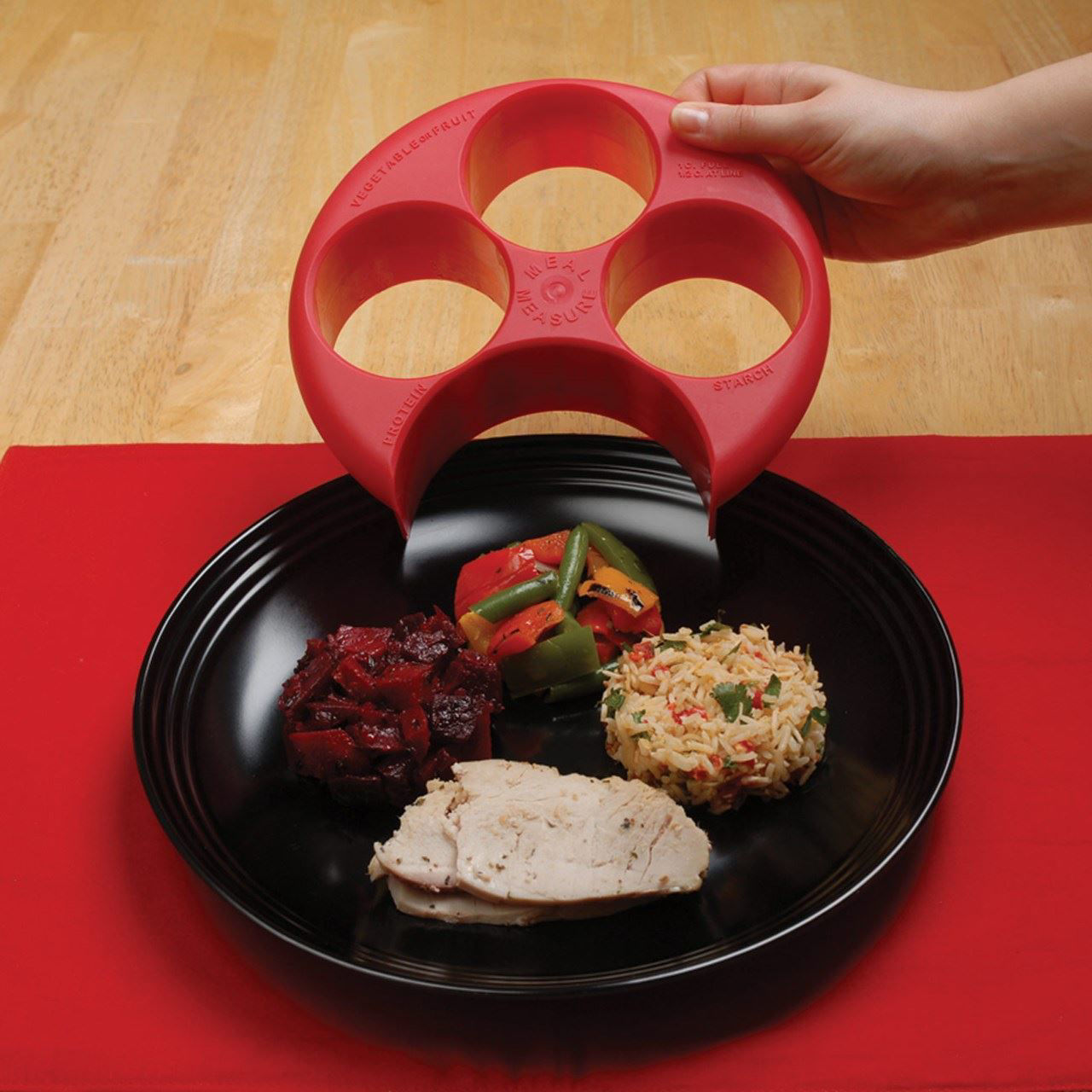 Picture of Weight Loss Portion Plate