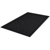 "Picture of PVC Door Mat 35"" x 24"" - Black"
