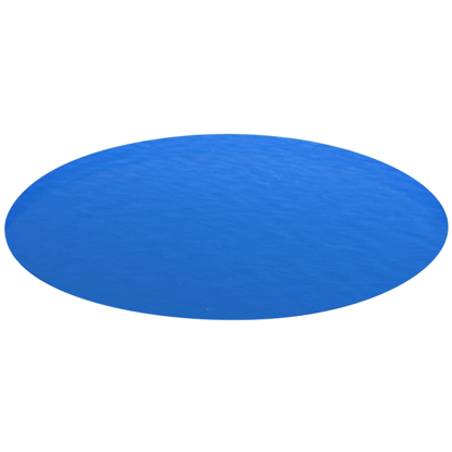 Picture of Round Pool Cover 192 inch PE - Blue