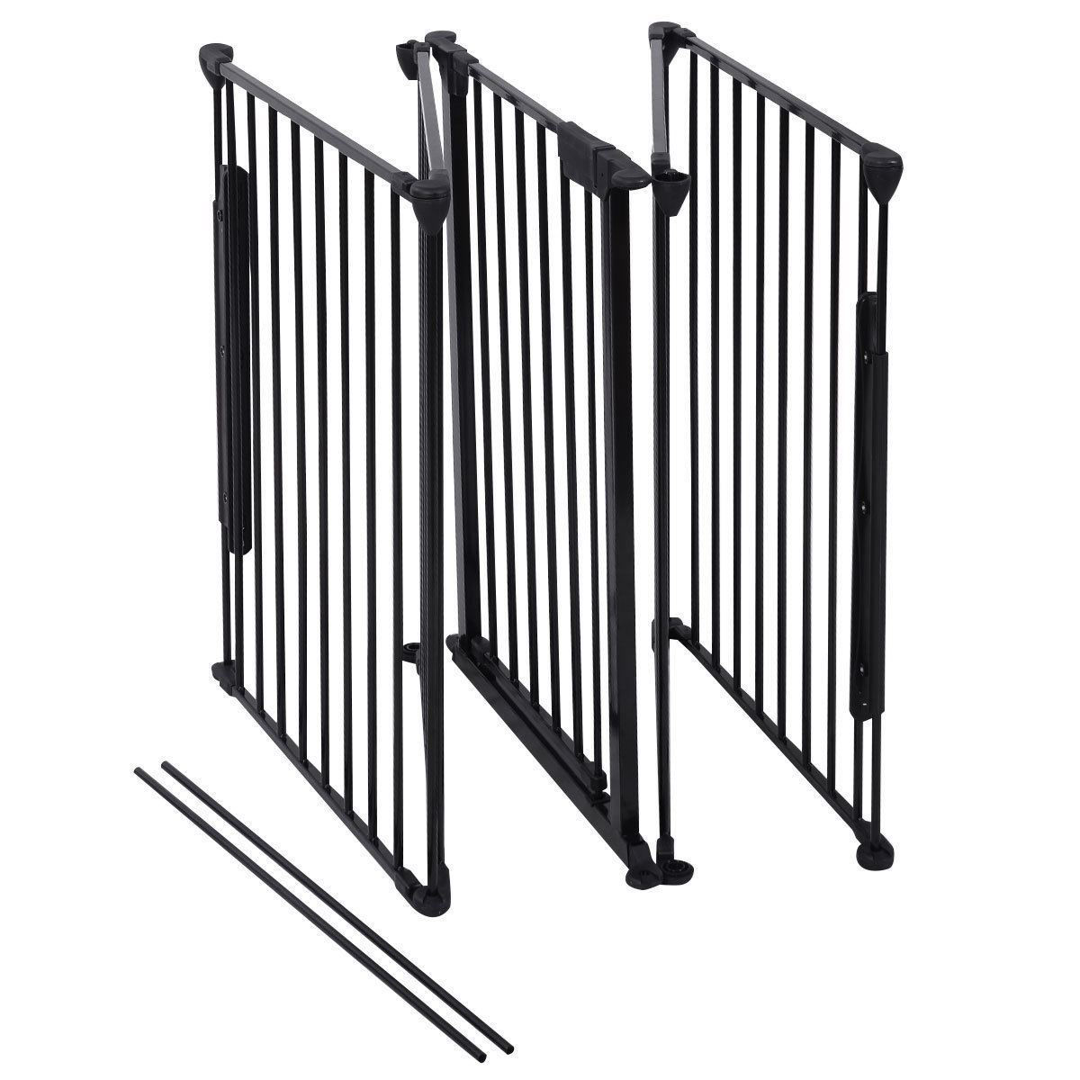 Picture of Safety Fireplace Fence Gate