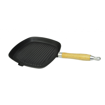 Picture of Skillet Cast Iron Grill Pan