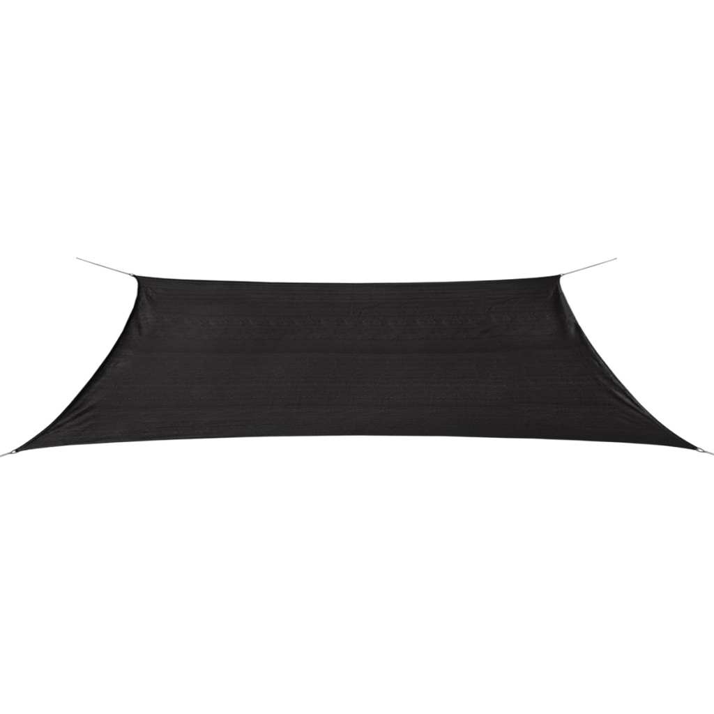 Picture of Sunshade Sail HDPE Rectangular 13.1'x19.7' Anthracite