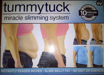 Picture of Tummy Tuck Miracle Slimming System