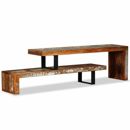 Picture of TV Stand - Solid Reclaimed Wood