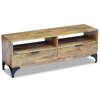 "Picture of TV Stand Mango Wood 47.2""x13.8""x17.7"""