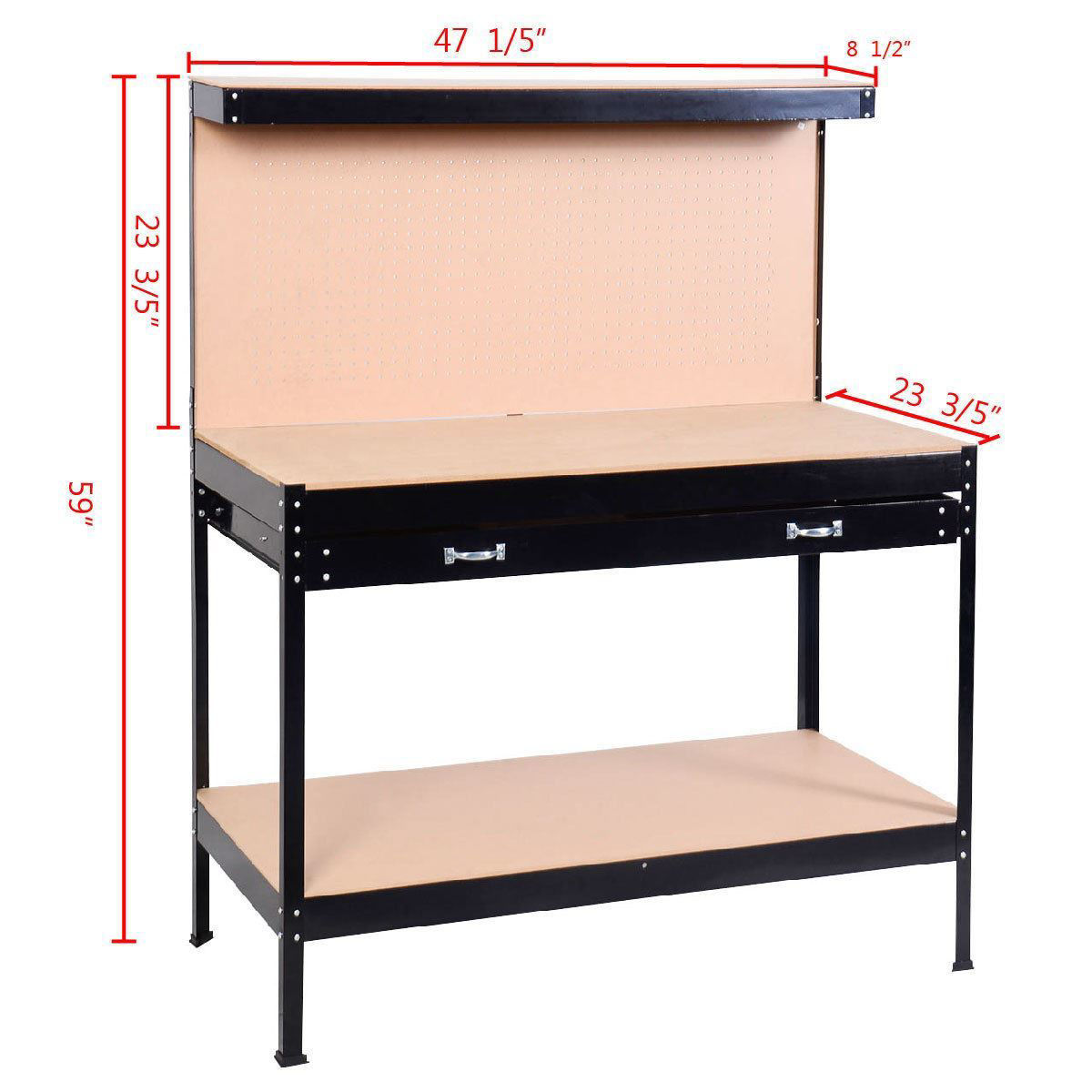 Picture of Workshop Storage Tools Table