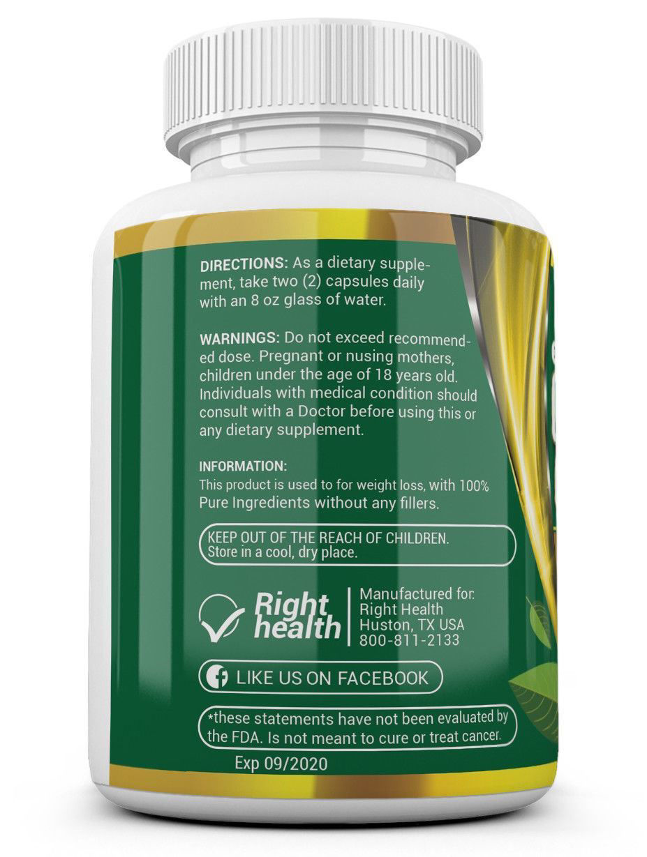 Picture of Weight Loss Fat Burn Garcinia Cambogia 3000 mg