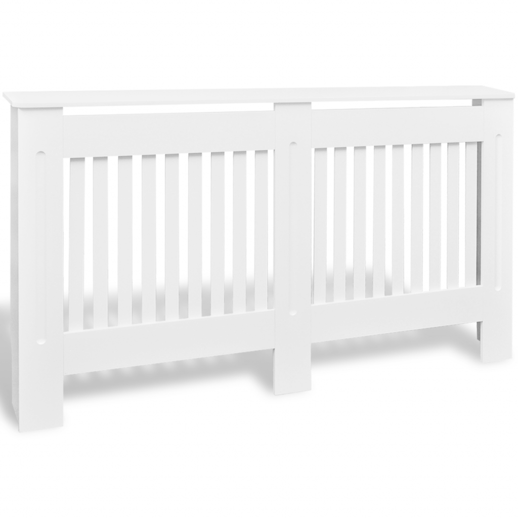 """Picture of Radiator Cover 60"""" - White"""