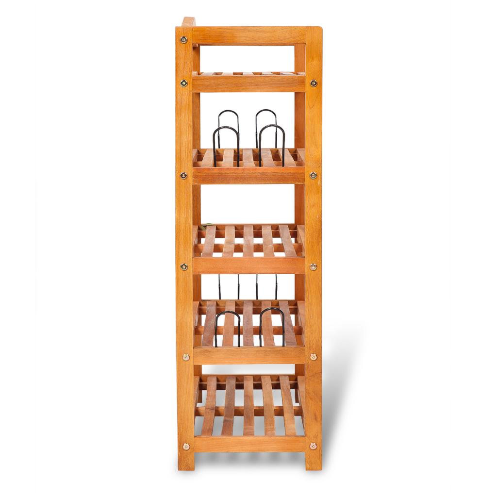 Picture of Wooden 5-tier Shoe Shelf