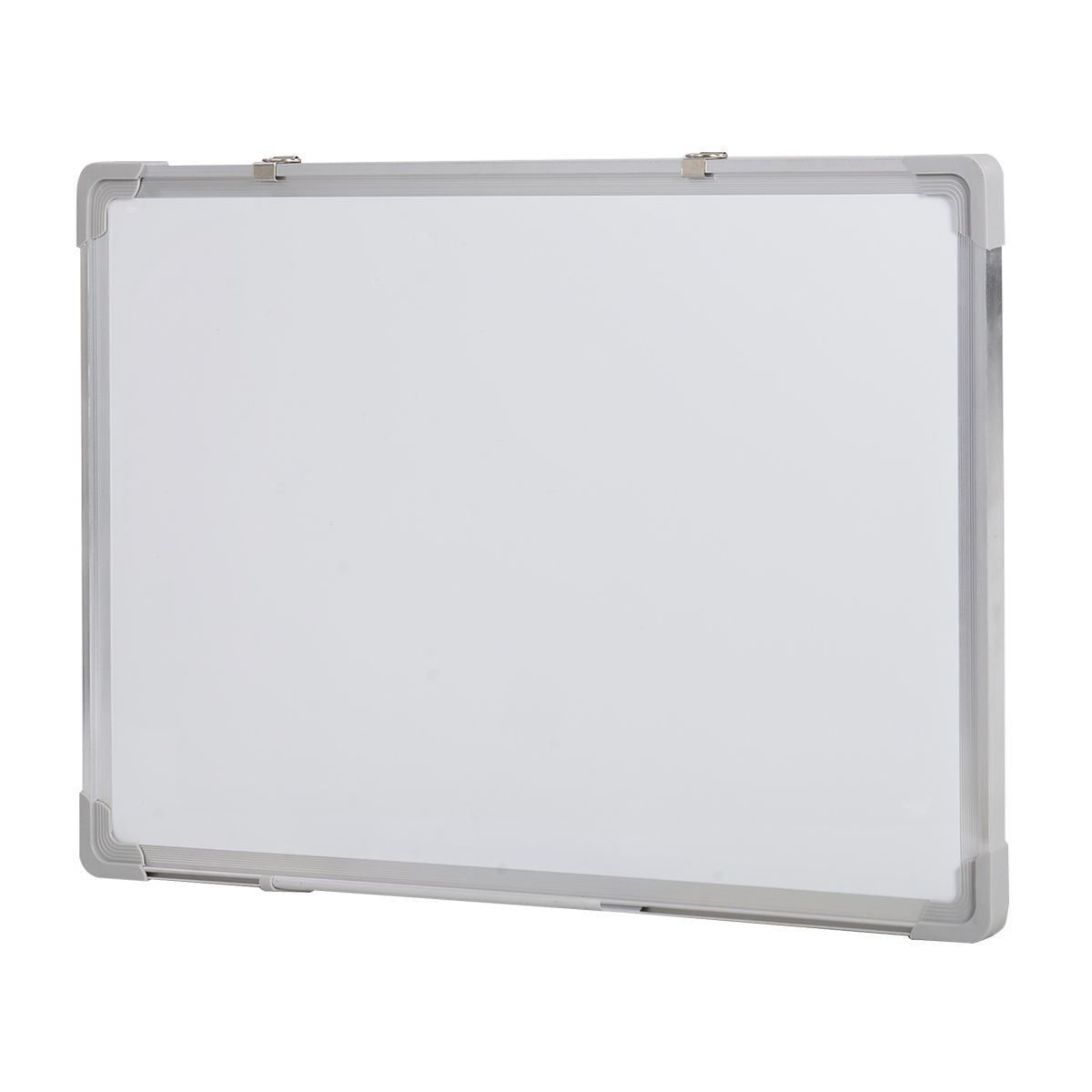 """Picture of Writing White Board with Eraser Magnetic Dry 24"""" x 16"""""""