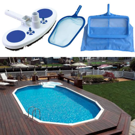 Picture for category POOL & ACCESSORIES