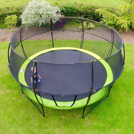 Picture for category TRAMPOLINES, BOUNCERS & ACCESSORIES