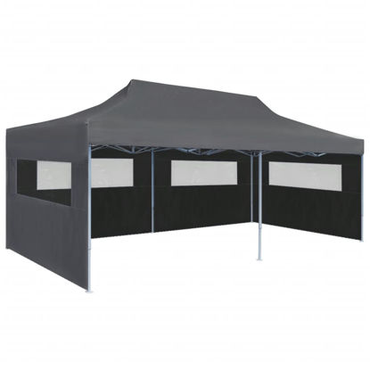 Picture of Outdoor Pop-Up Folding Party Tent with Sidewalls