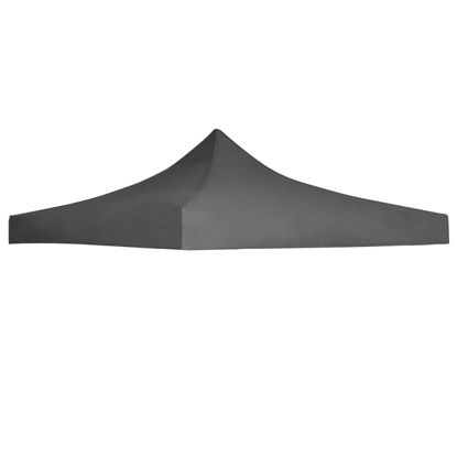 Picture of Outdoor Canopy Top Replacement 9.8ft x 9.8ft - Anthracite