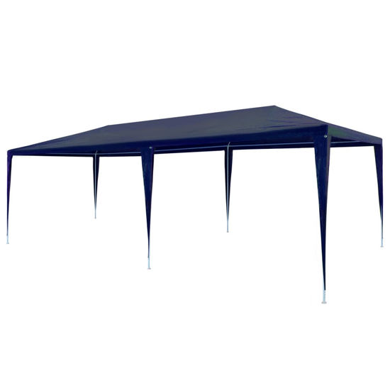 Picture of Outdoor 10' x 20' Gazebo Tent - Blue
