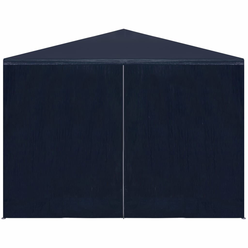 Picture of Outdoor Gazebo Canopy Tent - Blue