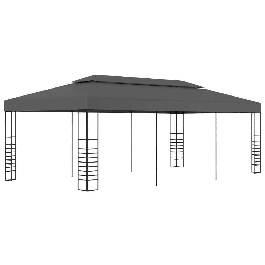 Picture of Outdoor Gazebo Tent Marquee - Anthracite