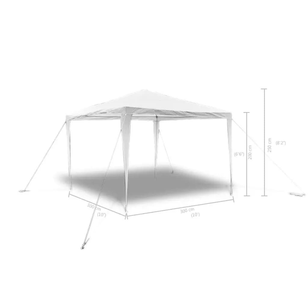 Picture of Outdoor 10x10 Gazebo Tent with Pyramid Roof