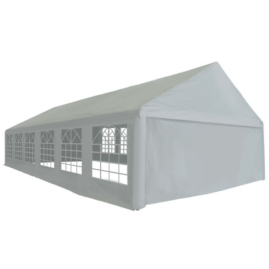 Picture of Outdoor Gazebo Party Tent - Gray