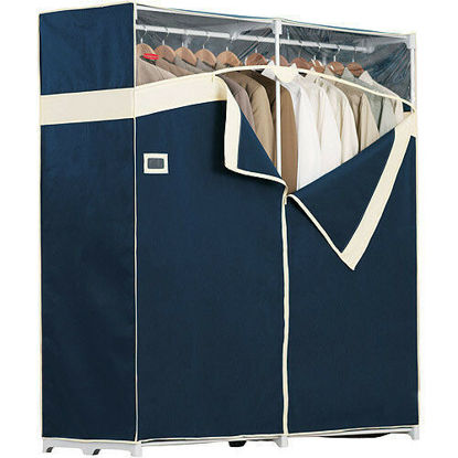 Picture of Garment Closet Rubbermaid 60""