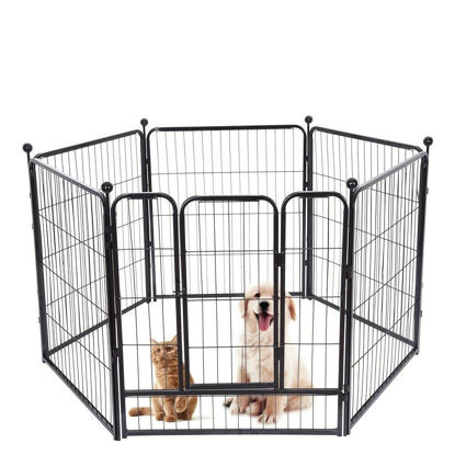 Picture of Dog Pet Playpen Heavy Duty 31""