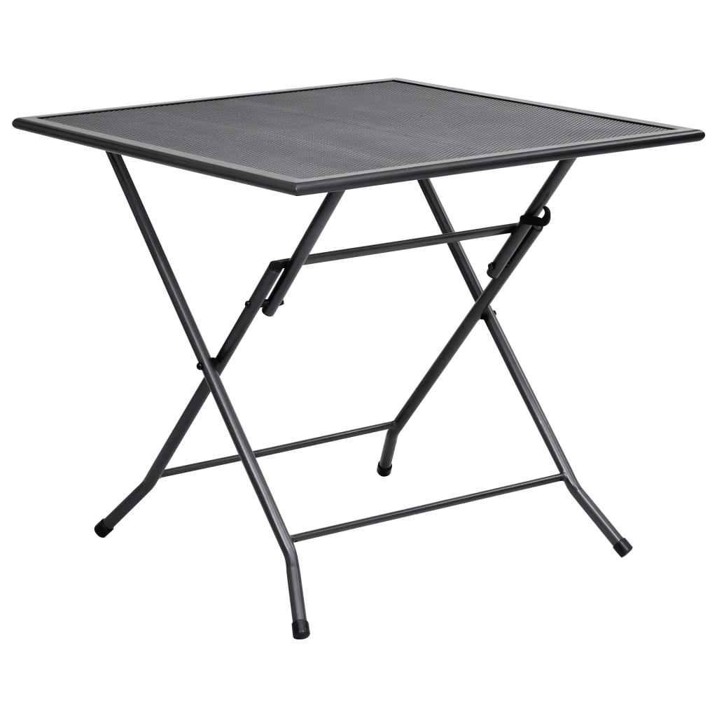 """Picture of Outdoor Folding Table 31"""""""