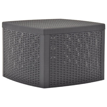 Picture of Outdoor Plastic Side Table 21""