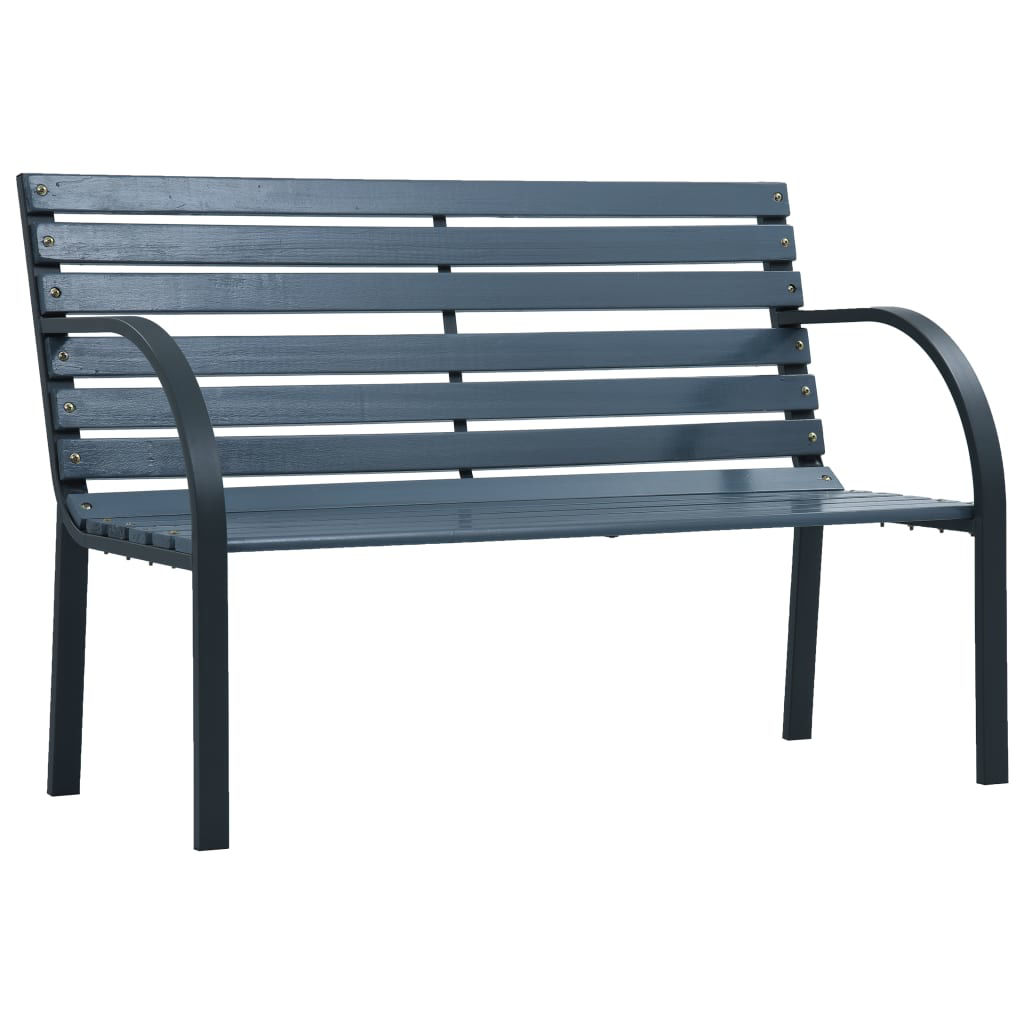 Picture of Patio Bench - Gray