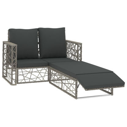 Picture of Outdoor Lounge Set - Gray