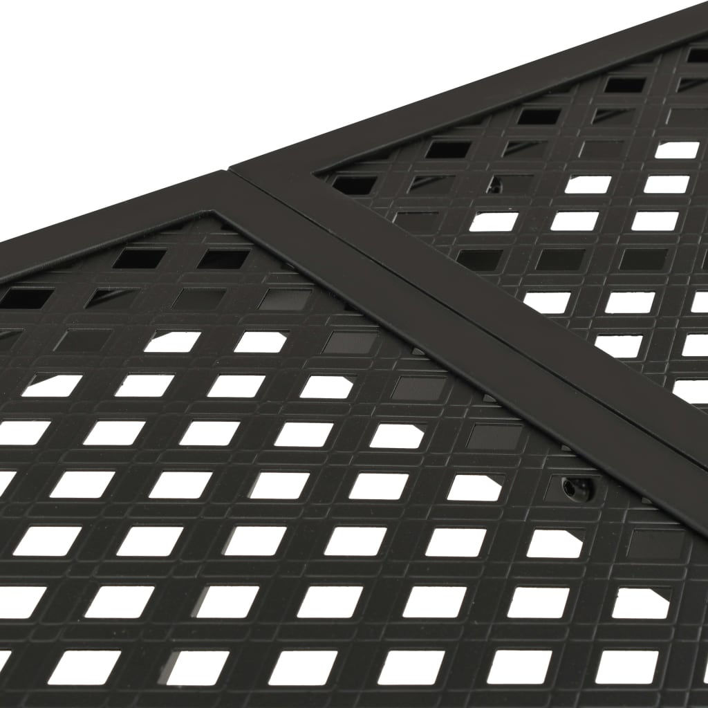 """Picture of Patio Table 70"""" Black"""