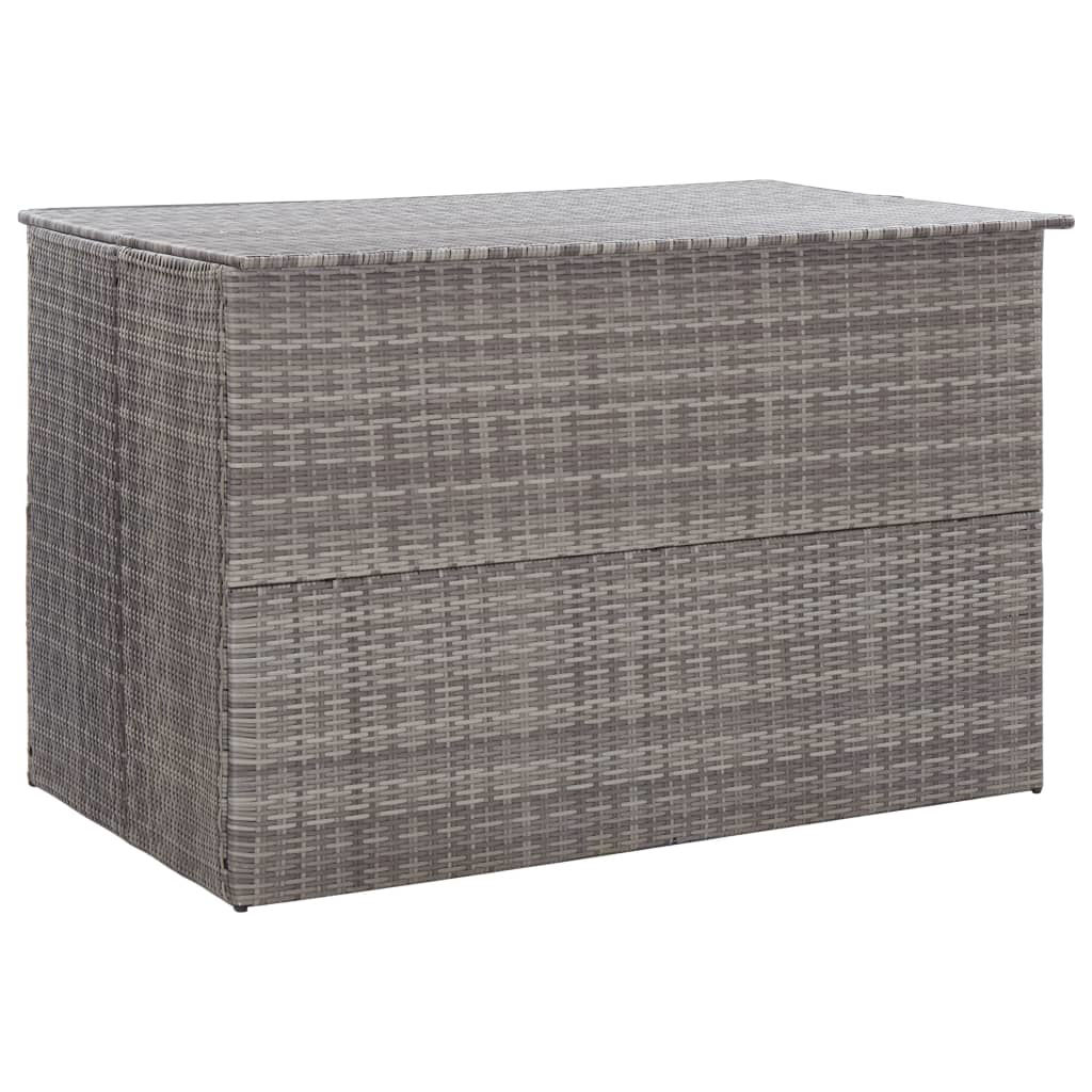 "Picture of Outdoor Storage Box - 59"" Gray"