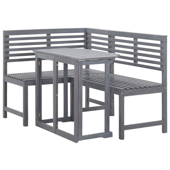 Picture of Patio Balcony Lounge Set