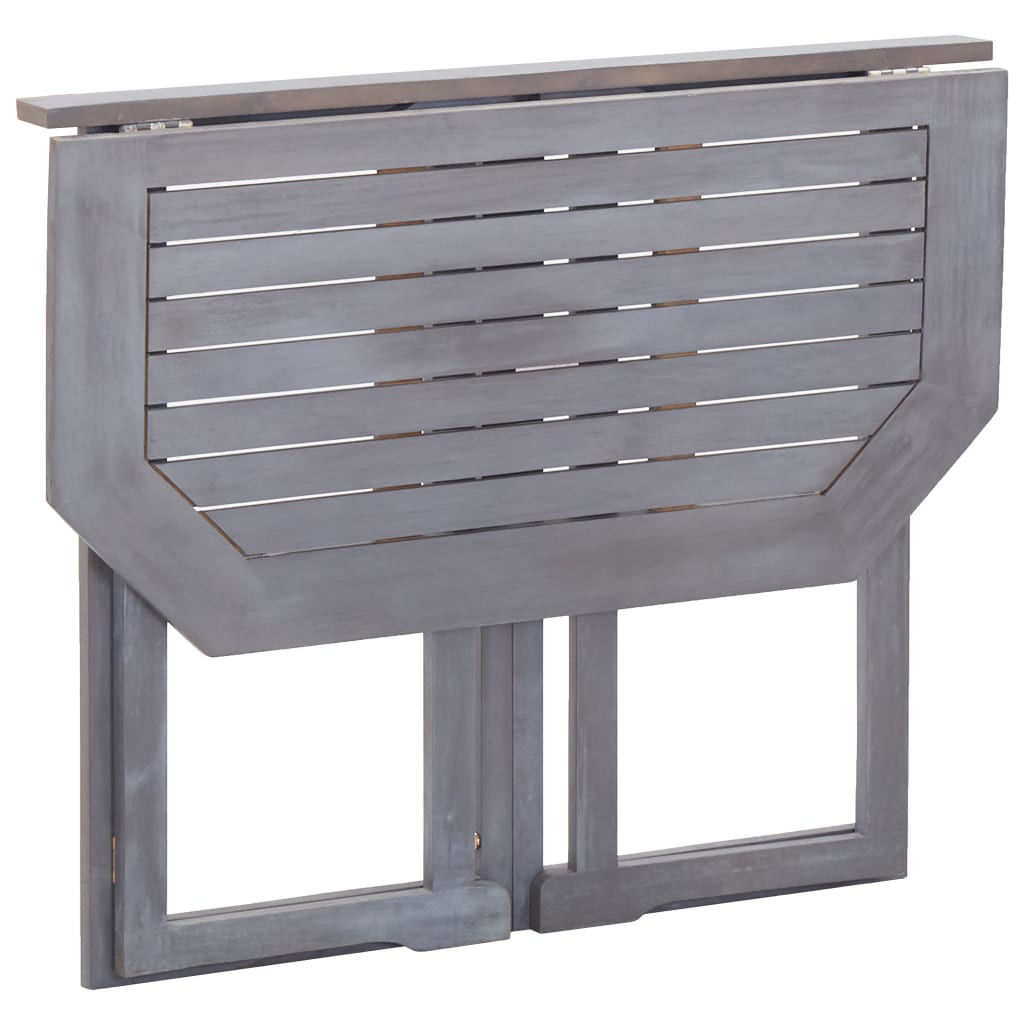 Picture of Outdoor Folding Balcony Table 35""