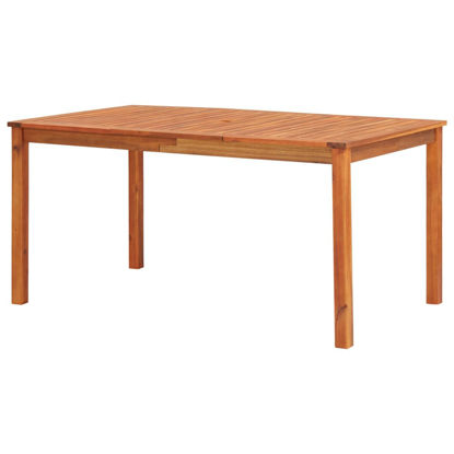 Picture of Outdoor Patio Table 59""