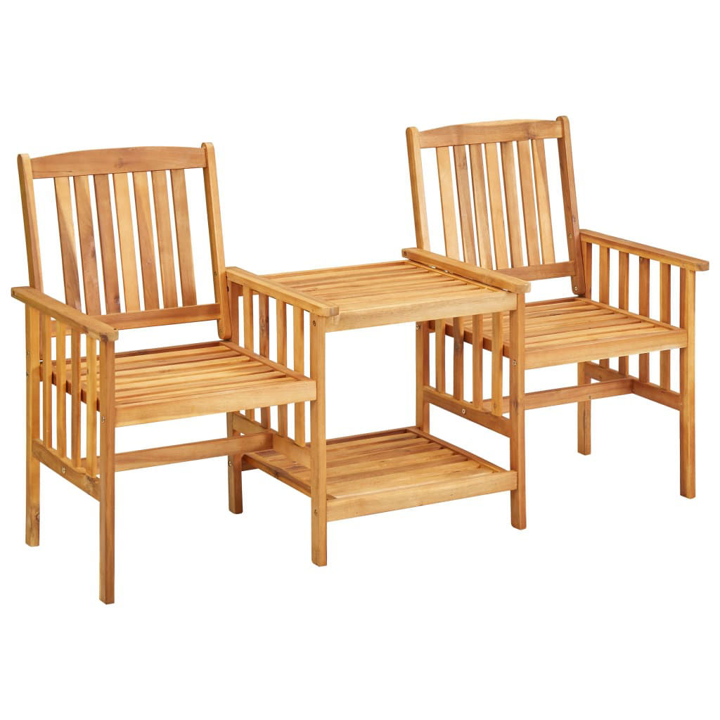 Picture of Outdoor Patio Chairs with Tea Table