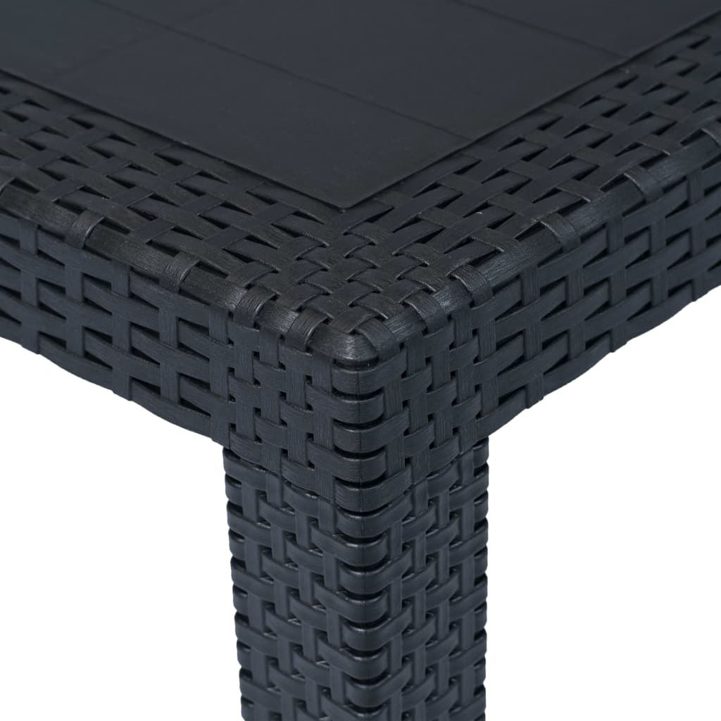 Picture of Outdoor Plastic Table 31""