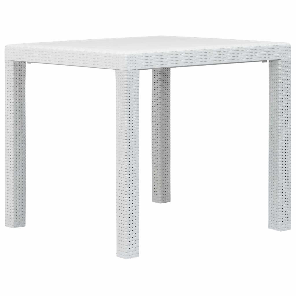 """Picture of Outdoor Table 31"""" White"""