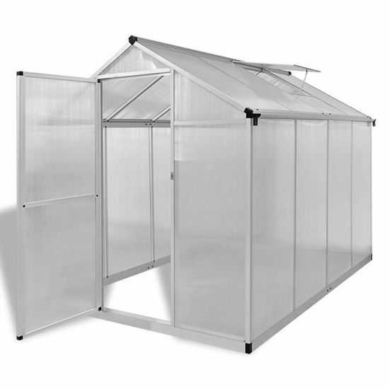 Picture of Outdoor Aluminium Greenhouse