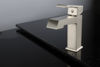 Picture of Single Hole Bathroom Faucet - Brushed Nickel