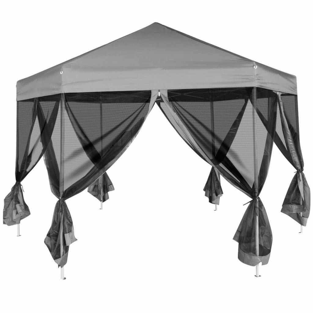 Picture of Outdoor Pop Up Tent with Walls