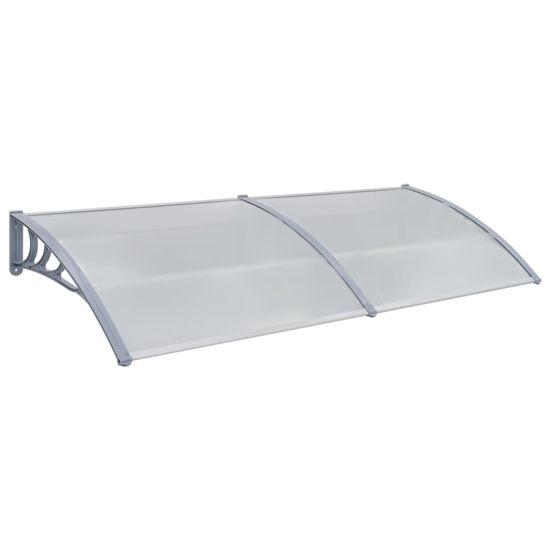 """Picture of Outdoor Door Canopy 78"""" - Gray"""