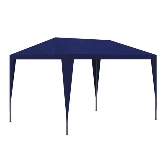 Picture of Outdoor Tent 10' x 10' - Blue