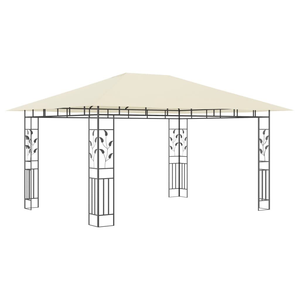 Picture of Outdoor Tent with Mosquito Net 13' x 10' - Cream