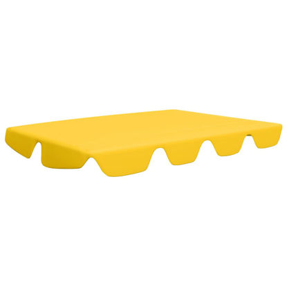 Picture of Outdoor Swing Top Replacement - Yellow