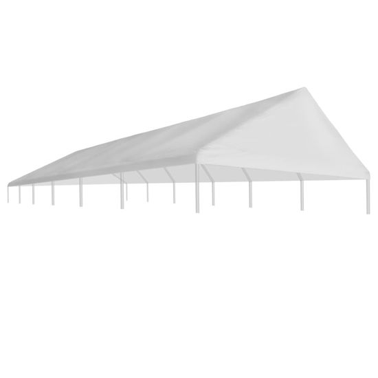 Picture of Outdoor Tent Roof Replacement 20' x 39' - White