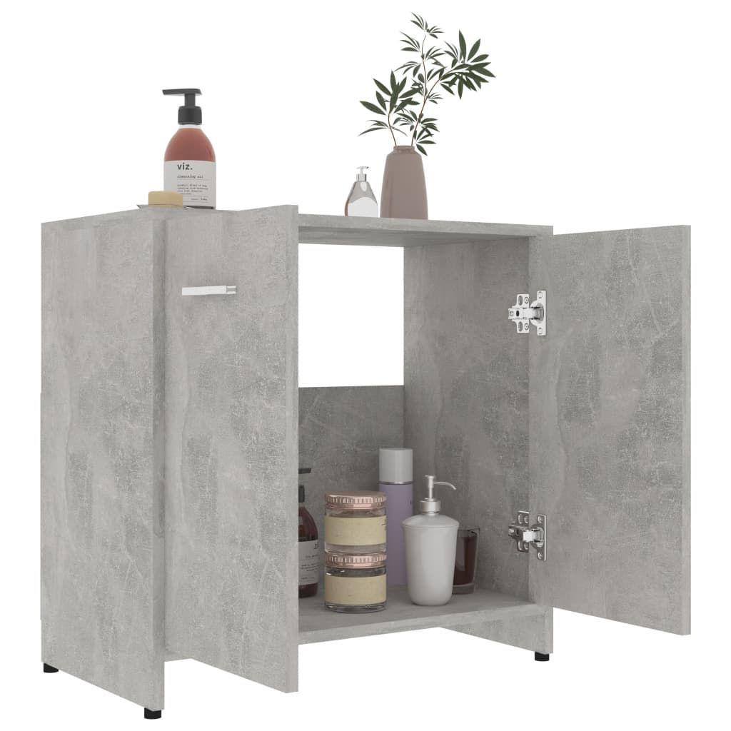 Picture of Bathroom Cabinet  - Concrete Gray