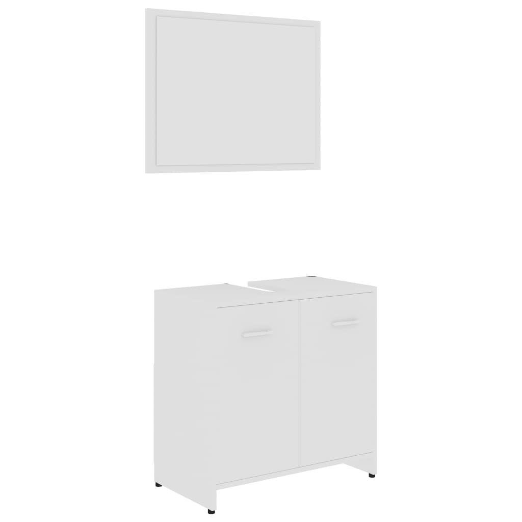 "Picture of 23"" Bathroom Furniture Set - White"